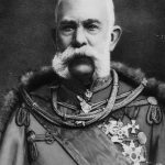 circa 1911: Franz Joseph I (1830 - 1916), Emperor of Austria from 1848 - 1916, King of Hungary from 1867 - 1916. The policies of his Empire played a major role in the events that led to World War I. From a colour original.    (Photo by Hulton Archive/Getty Images)