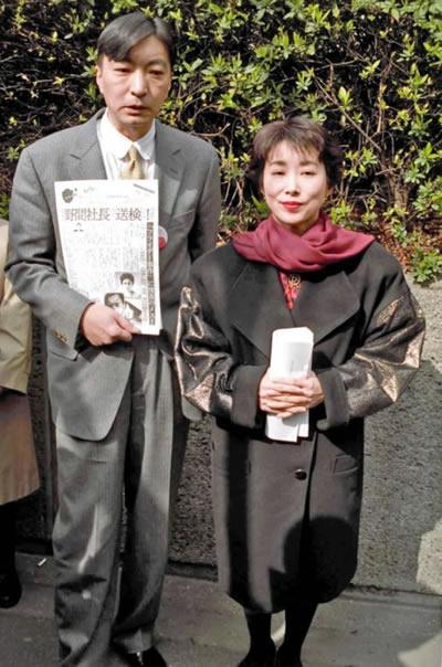 大川 紫 央 出産